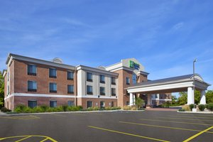 Holiday Inn Express Hotel Suites Niles