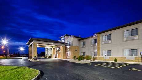 Best Western Plover Hotel Conference Center