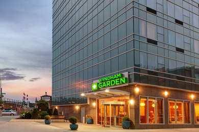 Wyndham Garden Hotel Long Island City Queens