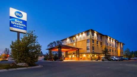 Best Western Golden Prairie Inn Suites Sidney