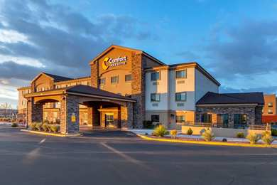 Comfort Inn Suites Page