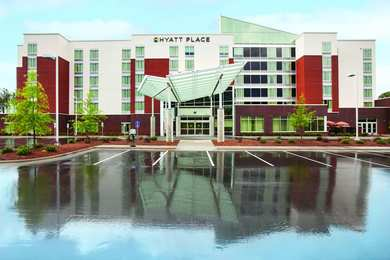 Hyatt Place Hotel West Raleigh