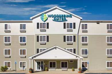 Woodspring Suites Pelham