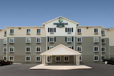 WoodSpring Suites Simpsonville
