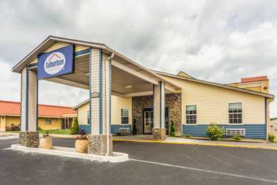 Suburban Extended Stay Hotel Fort Wayne