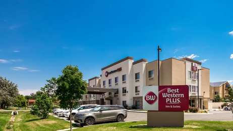Best Western Plus Airport Inn & Suites Salt Lake City