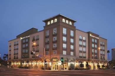 Hyatt Place Hotel Downtown Riverside