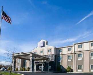Sleep Inn & Suites Harrisburg