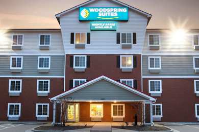WoodSpring Suites Northeast Wake Forest Raleigh