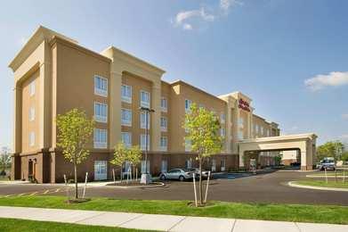 Hampton Inn Suites Buffalo Airport Chewaga