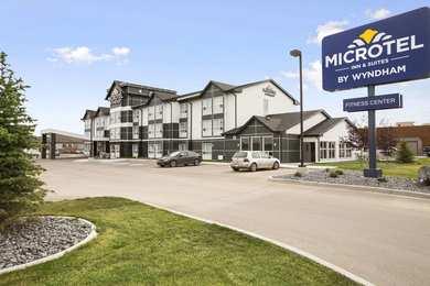 Microtel Inn & Suites by Wyndham Blackfalds
