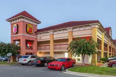 Super 8 Motel Convention Center Area Dalton