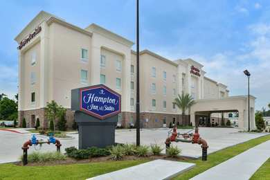 Hampton Inn & Suites Harvey