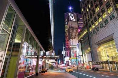 Hilton Garden Inn Times Square Central New York