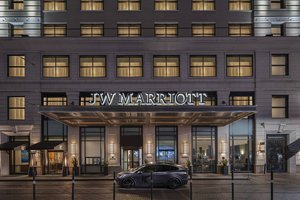 JW Marriott Hotel Downtown Houston