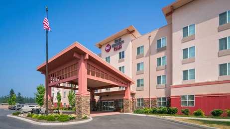 Best Western Plus Arlington Hotel