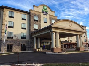 Holiday Inn Express Hotel & Suites Butler