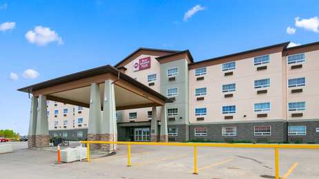 Best Western Plus Peace River Hotel