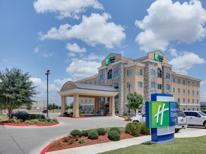 Holiday Inn Express Hotel Suites Military Drive San Antonio