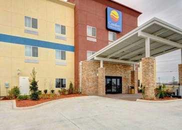 Comfort Inn Suites Tulsa