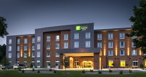 Holiday Inn Express Hotel & Suites Central Madison
