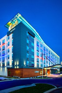 Aloft Hotel Airport Buffalo