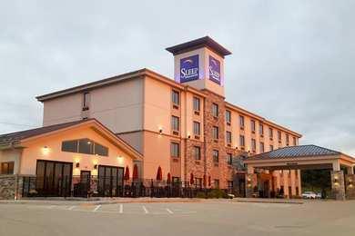 Sleep Inn & Suites Belmont