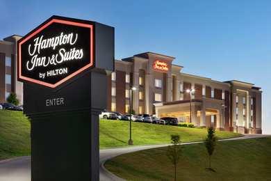 Hampton Inn & Suites Downtown Parkersburg