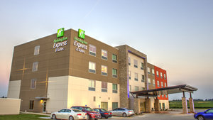 Holiday Inn Express Hotel & Suites Spencer