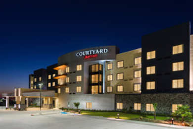 Courtyard By Marriott Hotel Katy