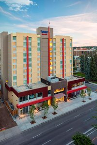 Fairfield Inn Suites By Marriott Downtown Calgary
