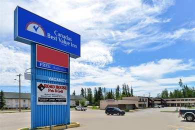 Canadas Best Value Inn Whitecourt
