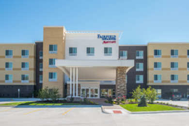 Fairfield Inn Suites By Marriott Southwest Fort Wayne