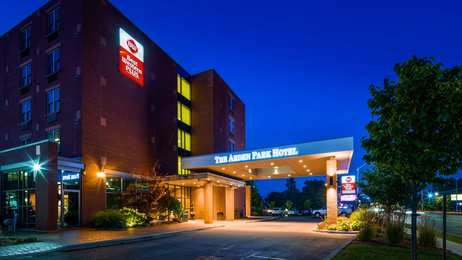 Hotels Near Festival Theatre Stratford Ontario