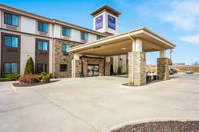 Sleep Inn & Suites Hannibal