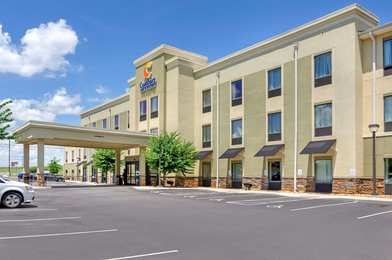 Comfort Inn Suites Lynchburg