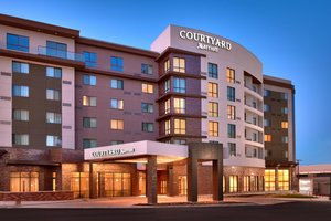 Courtyard by Marriott Hotel Downtown Salt Lake City