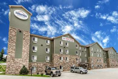 Suburban Extended Stay Hotel West Washington