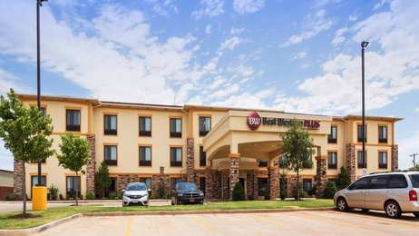 Hotels Near Vance Afb See Military Discounts