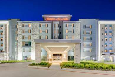 Hampton Inn Suites I 45 Spring