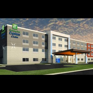 Holiday Inn Express Hotel Suites Dearborn