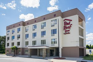 Exterior View   Red Roof Inn Fort Bragg Fayetteville ...