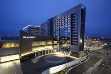 JW Marriott Hotel Mall of America Minneapolis