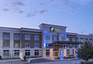 Holiday Inn Express Hotel Suites Four Points Austin