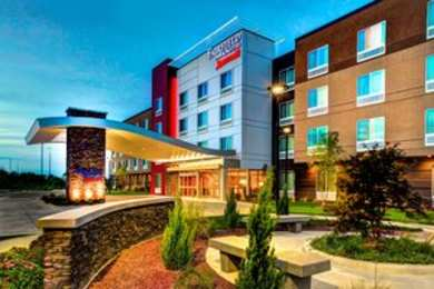 Fairfield Inn & Suites by Marriott at Eastwood Lansing