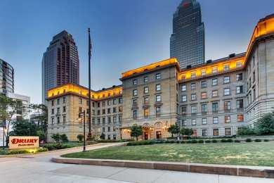 Drury Plaza Hotel Downtown Cleveland