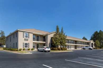 Studio 6 Extended Stay Hotel Statesboro