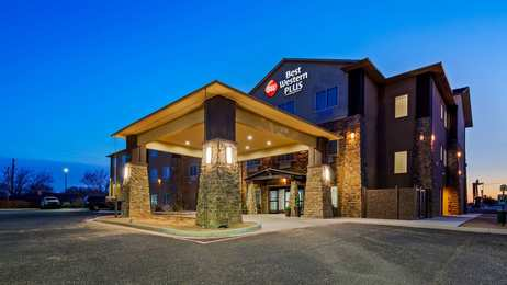 Best Western Plus Denver City Hotel Suites
