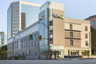 Home2 Suites by Hilton Downtown Greenville