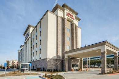 Hampton Inn & Suites Dallas Central Expressway Dallas